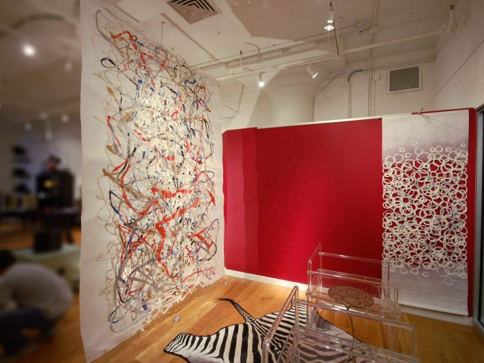 Showcased at Boston Design Center (Jia Moderne)