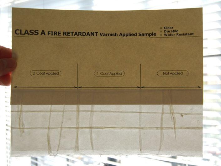 Class A Fire Retardant