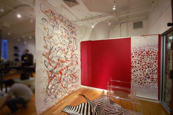 Showcased at Boston Design Center (Jia Moderne)