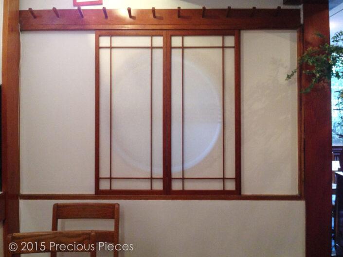 Traditional Shoji Screen Restoration
