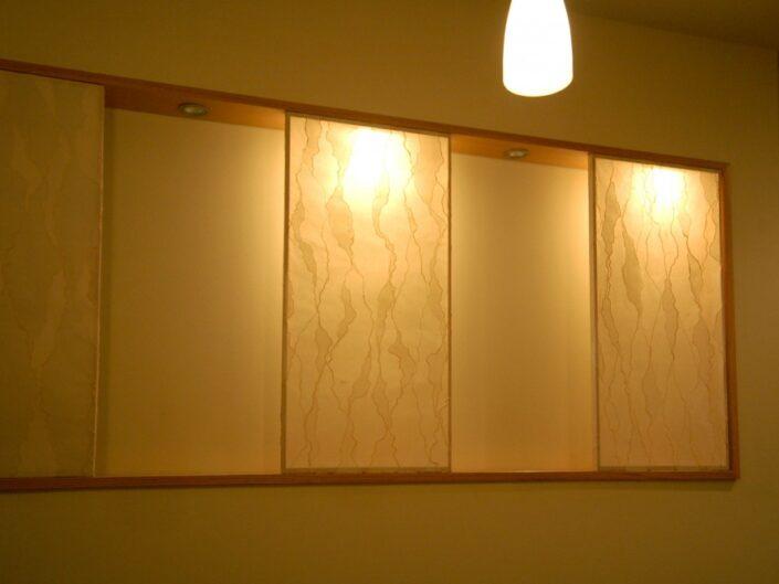 Precious Pieces' Art Washi in Wajima Restaurant, New York City