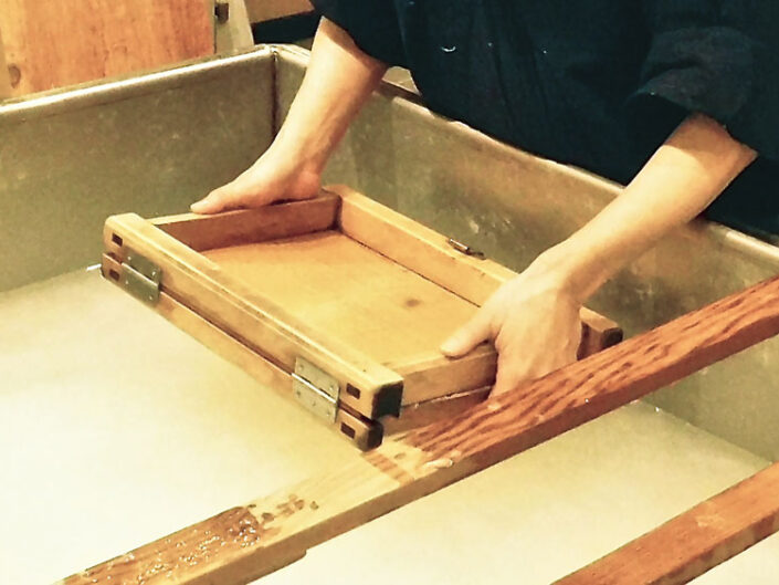 Washi -Japanese Papermaking Experience Event in NYC