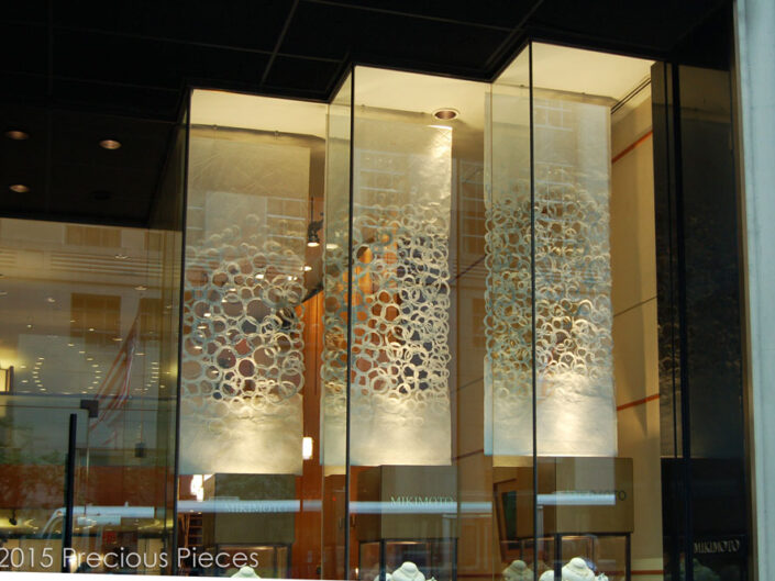 MIKIMOTO, Jewelry Store on FIFTH Ave, NYC – Aug, 2008