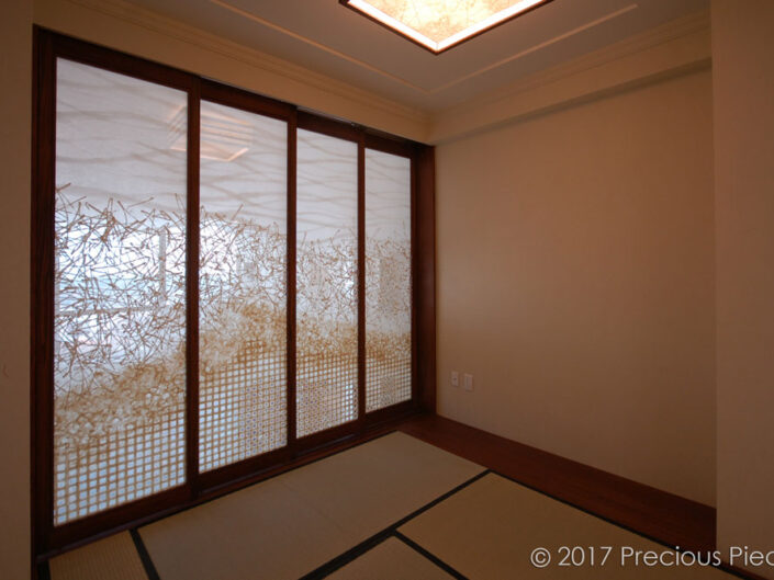 A Japanese Zen Style Room At The Ritz-Carlton, Westchester